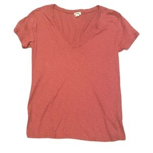 Garage v-neck t-shirt tee size XS